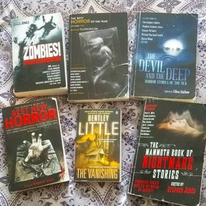 Horror book bundle